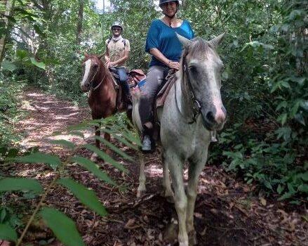 Horse Riding, Xunantunich & Chocolate Making